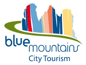 Blue Mountains City Tourism logo