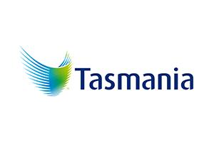 Discover Tasmania logo