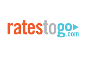 Rates to go logo