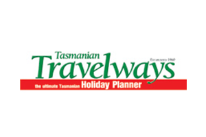 Tasmanian Travelways logo