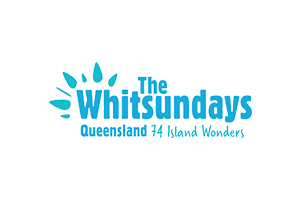 The Whitsundays logo