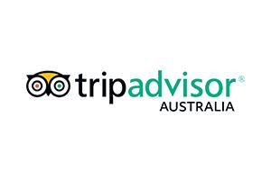 Tripadvisor Australia logo